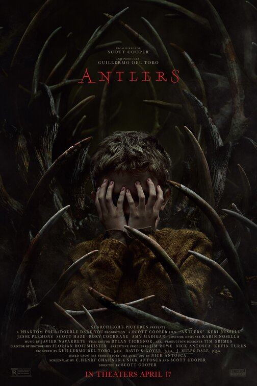 movie poster for Antlers