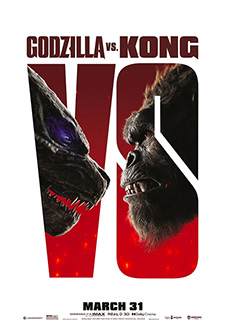 poster for Godzilla Vs. Kong