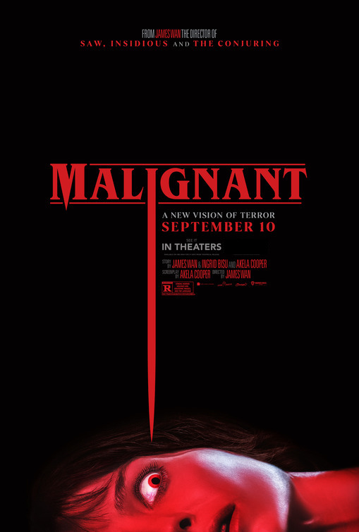 movie poster for Malignant