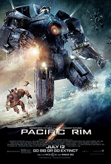 poster for Pacific Rim