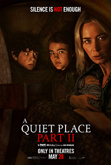 poster for A Quiet Place Part 2