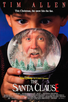 poster for The Santa Clause
