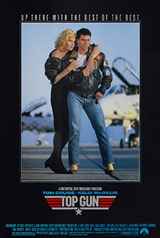 poster for Top Gun