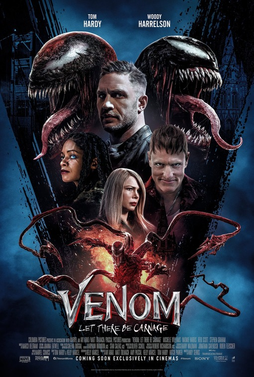 poster for Venom: Let There Be Carnage